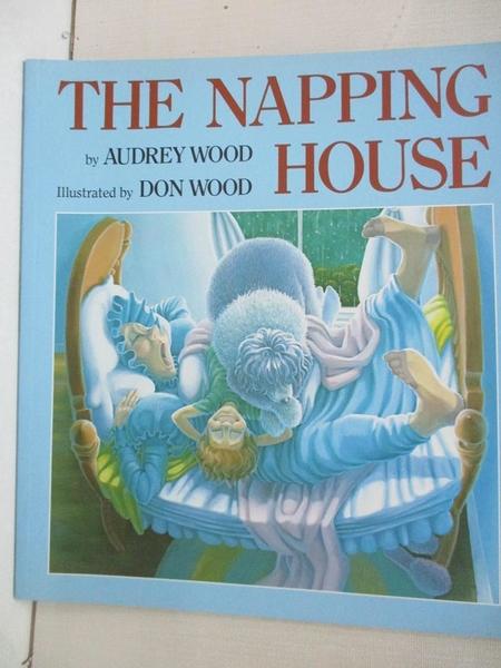 【書寶二手書T1/少年童書_DUH】Napping House_Audrey Wood