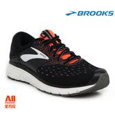 【BROOKS】男款穩定型慢跑鞋  Glycerin 16-黑橘(892E069)-全方位跑步概念館