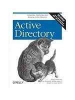 二手書博民逛書店《Active Directory》 R2Y ISBN:9781