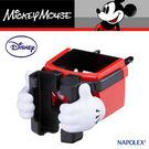 NAPOLEX 米奇冷氣孔手機杯架WD269 水杯架 收納盒 迪士尼【亞克】
