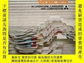 二手書博民逛書店Voices罕見in literature language and composition【精裝 詳細見圖】