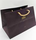 咖啡豆禮盒外紙袋-紫色 (283*170*190mm)
