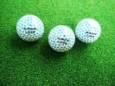 高爾夫球 日本KAEDE比賽球阻力低 三層球 櫻花球熒光色高爾夫球3個裝 城市科技DF