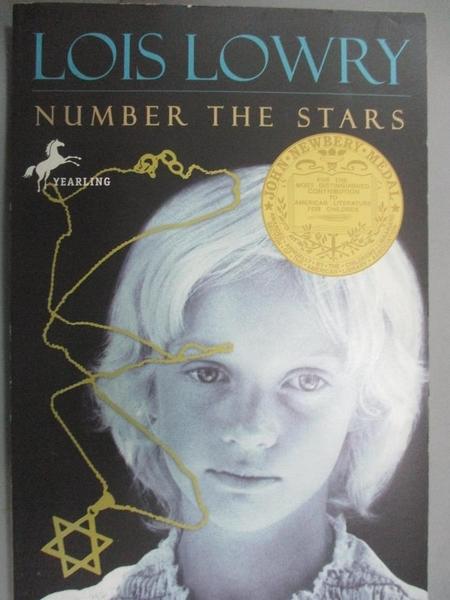 【書寶二手書T1/原文小說_JRS】Number the Stars_Lowry