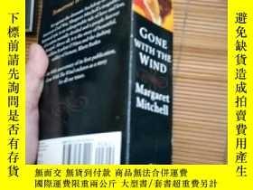 二手書博民逛書店gone罕見with the wind亂世佳人Y115089 M
