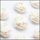 白色愛心馬林糖 X基本30顆 零食 下午茶 出貨快速 蛋白脆餅 蛋白糖 點心 下午茶 手作烘焙
