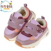 《布布童鞋》BABYVIEW特選透氣淡紫色寶寶機能學步鞋(14~19公分) [ O9Q146F ]