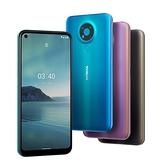 【送鋼保+手機立架】Nokia 3.4 3GB/64GB 6.39吋 雙卡雙待 智慧機