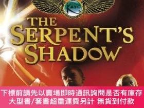 二手書博民逛書店The罕見Serpent s Shadow (The Kane Chronicles, Book 3)Y454