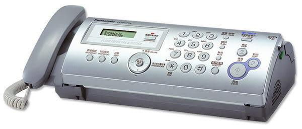 【KX-FP207】國際牌 Panasonic 輕巧型普通紙傳真機 KX-FP207 ★平行輸入一年保固★