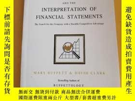 二手書博民逛書店Warren罕見Buffett and the Interpretation of Financial State