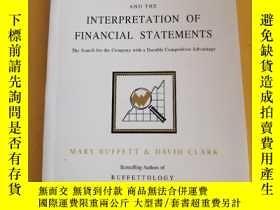 二手書博民逛書店Warren罕見Buffett and the Interpretation of Financial State