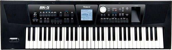 電子琴 Roland BK-5 BK5 自動伴奏琴 電子琴 附價值1200元琴袋