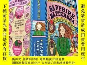 二手書博民逛書店sapphire罕見Battersea 藍寶石巴 特西.Y200392