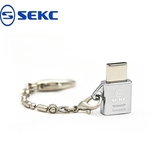 [富廉網] 【SEKC】Type-C to MicroUSB Adapter轉接器 STC-MA01
