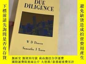二手書博民逛書店DUE罕見DILIGENCEY13534 W D Duncan