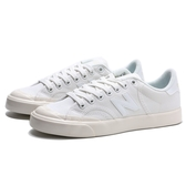 NEW BALANCE 休閒鞋 PROCT-C 全白 帆布 奶油底 復古 板鞋 男女 (布魯克林) PROCTSEC