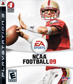 PS3 NCAA足球09(美版代購)