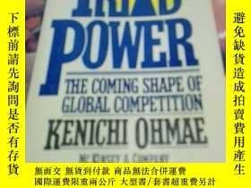 二手書博民逛書店TRIAD罕見POWER Hardcover(英文原版精裝16開