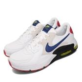 Nike 慢跑鞋 Air Max Excee 白 藍 男鞋 運動鞋 【ACS】 CD4165-101