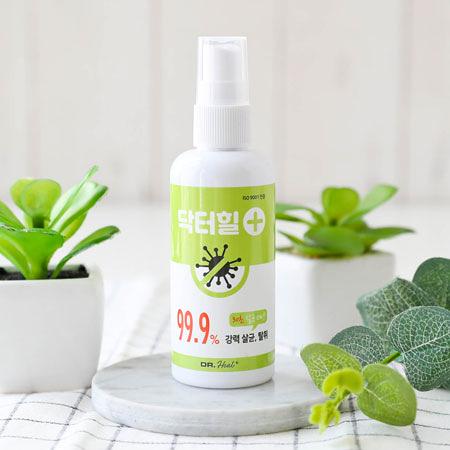 韓國 DR. Heal+ HClO 次氯酸 噴霧隨身瓶 90ml 抗菌 乾洗手 洗手 防疫