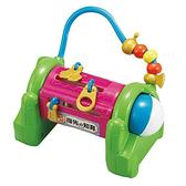 日本 People 拉鏈趣味遊戲玩具 串珠 沙沙球 益智玩具 9181