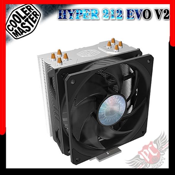 [ PCPARTY ] COOLERMASTER HYPER 212 EVO V2 CPU散熱器