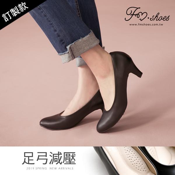 跟鞋.防磨腳防水高跟鞋-大尺碼-FM時尚美鞋-訂製款.Popart