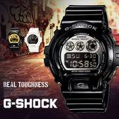 G-SHOCK DW-6900NB-1 熱銷黑銀 DW-6900NB-1DR 熱賣中!