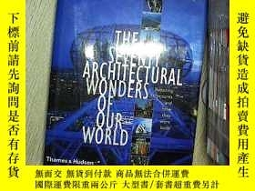 二手書博民逛書店THE罕見SEVENTY ARCHITECTURAL WONDE