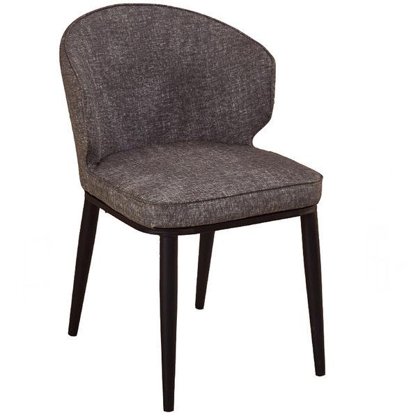 喬安灰皮餐椅(18JF/486-12) / H&D東稻家居