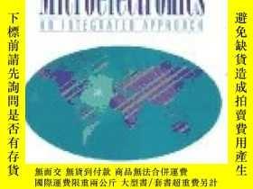二手書博民逛書店Microelectronics:罕見An Integrated Approach-微電子:一種綜合方法Y43