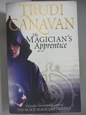 【書寶二手書T3/原文小說_ALB】The Magician s Apprentice_Trudi Canavan