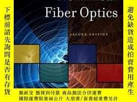 二手書博民逛書店Applications罕見Of Nonlinear Fiber Optics, Second Edition