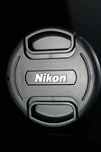 又敗家@尼康副廠Nikon鏡頭蓋55mm鏡頭蓋附孔繩B款(中捏快扣同Nikon原廠鏡頭蓋LC-55鏡頭蓋)LC55鏡頭蓋