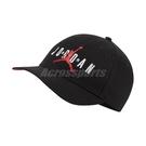 Nike 帽子 Jordan Jumpman Legacy91 Air Cap 黑 白 男女款 喬丹 棒球帽 【ACS】 CK1248-010