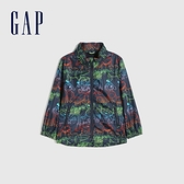 Gap男幼童 Gap x 皮克斯聯名防雨外套 681577-彩色米奇印花