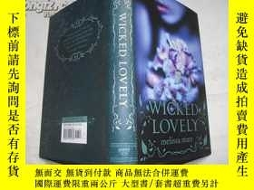 二手書博民逛書店英文原版罕見WICKED LOVELY Y18429 Melis