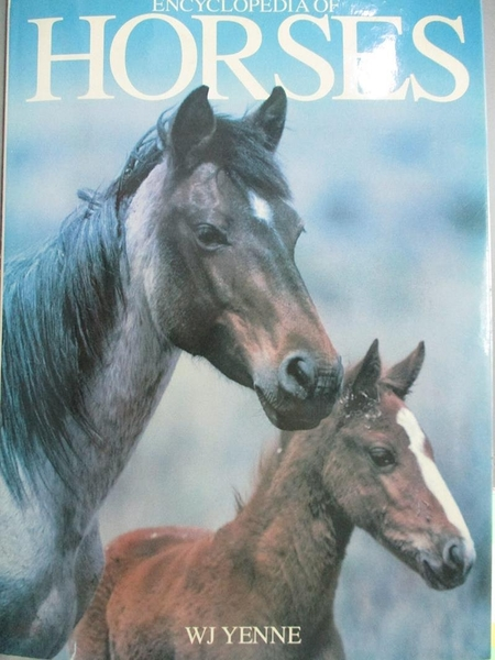 【書寶二手書T3/動植物_JGD】Encyclopedia of Horses_RH VALUE PUBLISHING