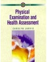 二手書博民逛書店 《Physical Examination and Health Assessment》 R2Y ISBN:0721659225│CarolynJarvis