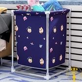 臟衣籃 折疊臟衣簍儲物桶大號衣服收納筐布藝家用【雲木雜貨】