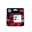 HP NO.46 46 黑色 原廠墨水匣 盒裝 2520hc/2020hc IAMH38