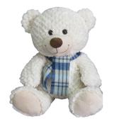 animal alley寵物王國 15﹒5吋圍巾熊