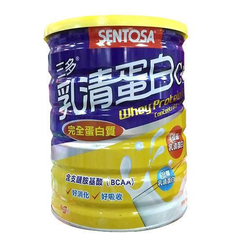 三多 乳清蛋白C+I 500g [仁仁保健藥妝]