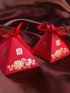 婚禮喜糖盒中國風喜糖袋