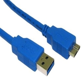 I-wiz USB 3.0 A公/Micro B公 高速傳輸線 60CM