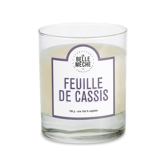 【La Belle Meche】黑醋栗葉香氛蠟燭190g