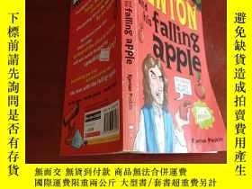 二手書博民逛書店newton罕見and his falling appleY177301 newton and his fal