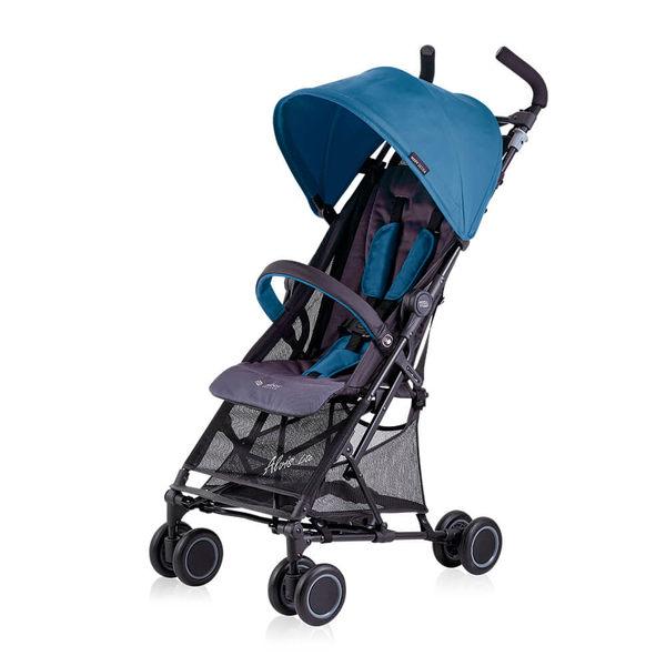 Moov Design - Alvis 隨行背包車/秒收手推車 紳士藍