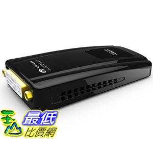 [104美國直購] 适配器 iClever  USB 3.0 to  to 2048 x 1152  1920 x 1200 Each (Displaylink DL3500 Chipset)
